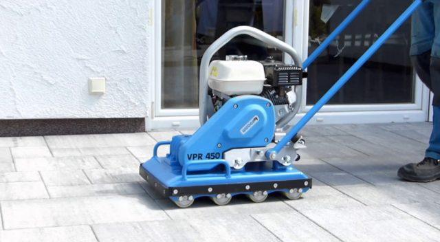 VPR-450 Paver Roller